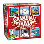 Canadian Trivia: Family Editio