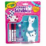 Scribble Scrubbie Pets 2-Pack, Cat & Cat
