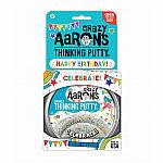 Celebrate! - Sparkle - Crazy Aaron's Thinking Putty