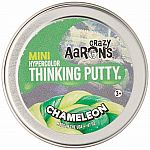 Hypercolour - Chameleon (heat changing) - Mini Tin - Crazy Aaron's Thinking Putty