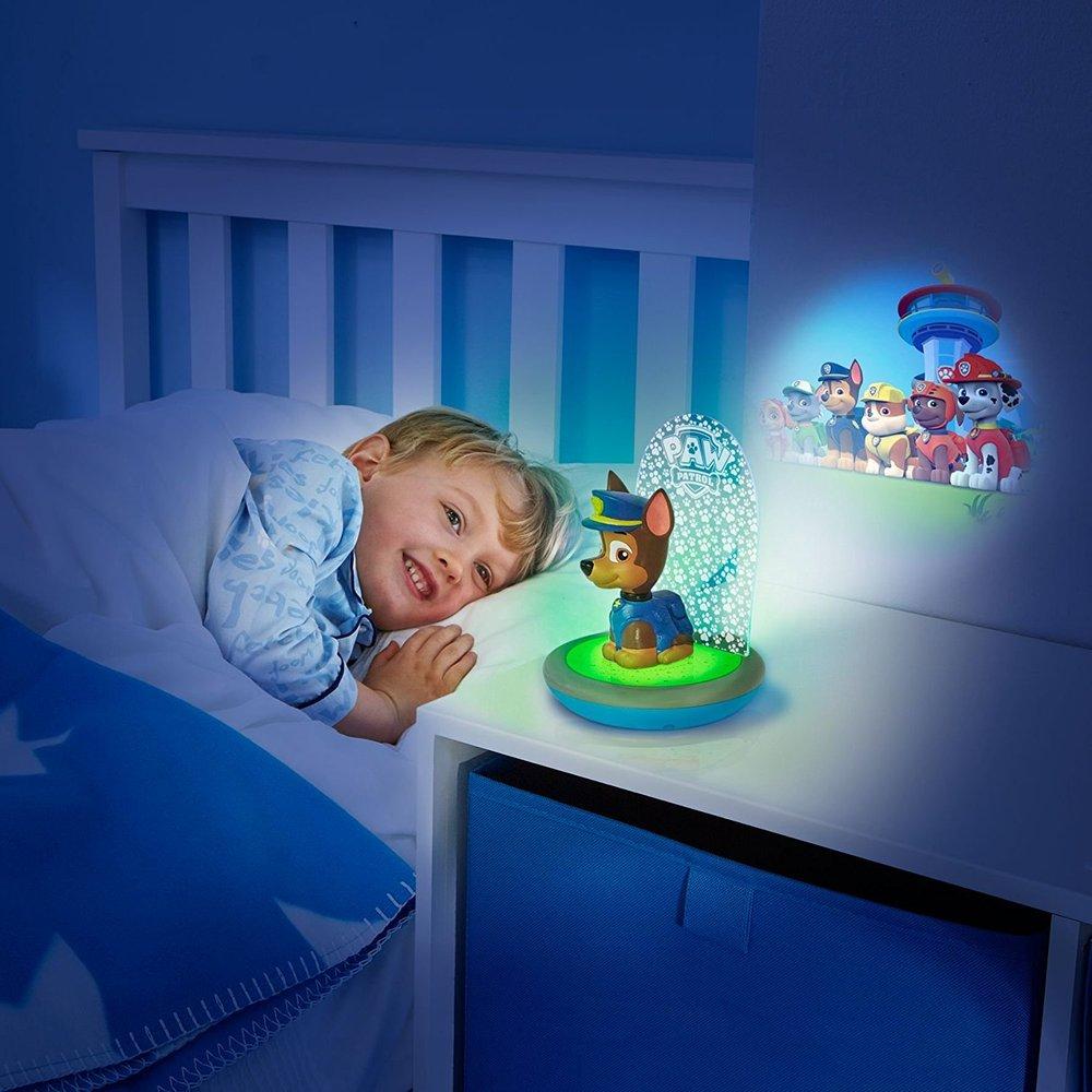 Paw Patrol Night Light - Chase - Toy Sense