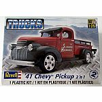 1:25 '41 Chevy Pickup