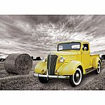 1937 Chevy Pickup Truck Poster