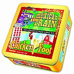Mexican Train & Chicken Foot Combo Set