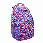 Classic Brick Lego Backpack - Pink