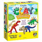 Create with Clay - Dinosaurs