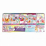 100% Extra Small Super Sweet Mini Clay Kits (5 Pack)