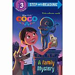 A Family Mystery (Disney/Pixar Coco)- Step into Reading (Step-3)