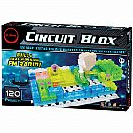 Circuit Blox 120 - Circuit Board Building Blocks Coding Kit