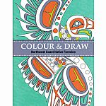 Colour & Draw Northwest Native Formline