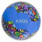 Colour Bomb Soccer Ball with Bag - Size 5