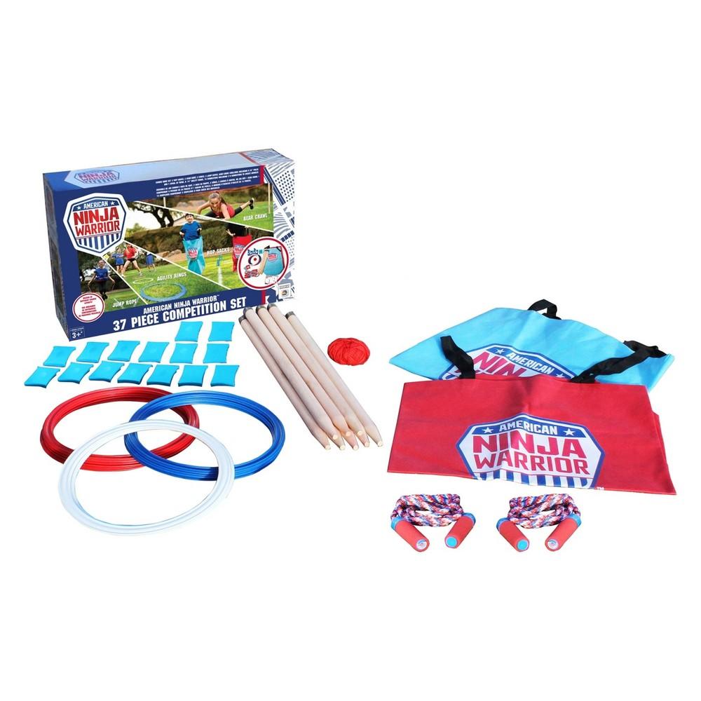 American Ninja Warrior - 37 Piece Competition Set - Toy Sense