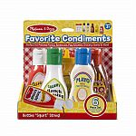 Favourite Condiments Play Food Set