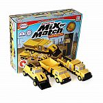 Mix or Match Vehicles Con