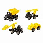 "4"" Viking Construction Vehicle (assorted) (D)"