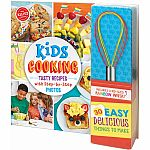 Klutz Kids Cooking: Tasty Recipes with Step-by-Step Photos