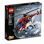 Lego Technic: Rescue Helicopter.