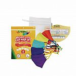 Face Mask Cool Colours 5 pack