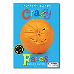 Crazy Faces Card Game
