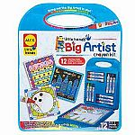 Little Hands Big Artist - Crayon Kit