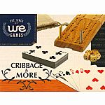 12-in-1 Cribbage & More