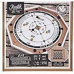 Crokinole & Checkers 2 in 1