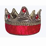 King Crown - Red