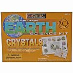 GeoCentral 12 Piece Crystals - Earth Science Kit