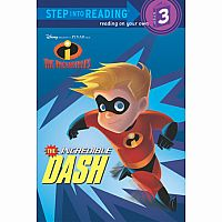 The Incredible Dash- Step into reading (Step-3)