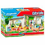 Playmobil City Life : Daycare Centre Rainbow