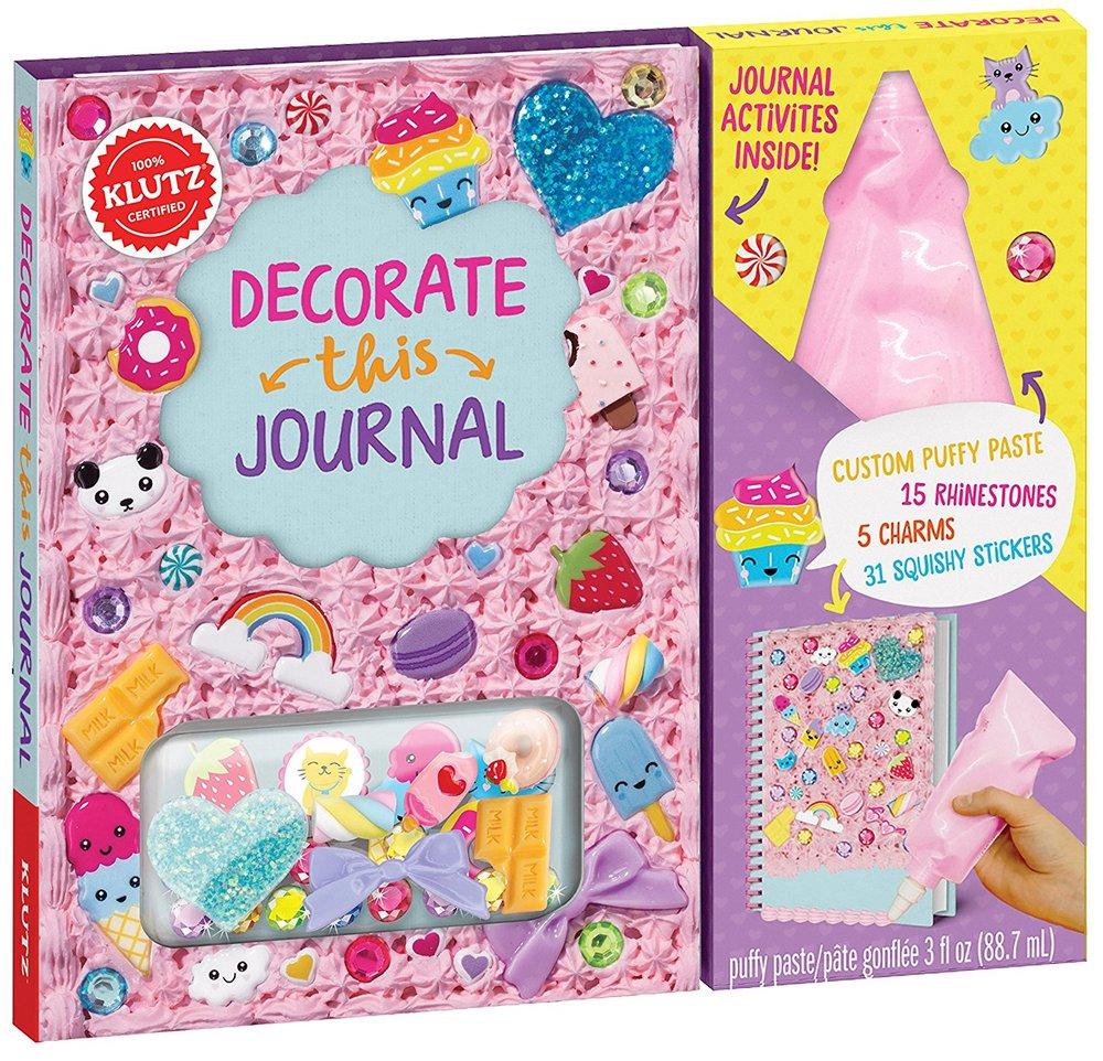Klutz Decorate This Journal Toy Sense Squishy Circuits Deluxe Kit Robotshop