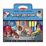 Secret Decoder Deluxe Activity