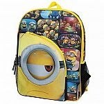 "Despicable Me ""I See You"" Backpack"