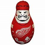 Detroit Red Wings Checking Buddy Bop Bag