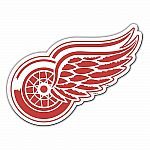 "Detroit Red Wings 12"" Magnet"