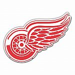 "Detroit Red Wings 8"" Magnet"