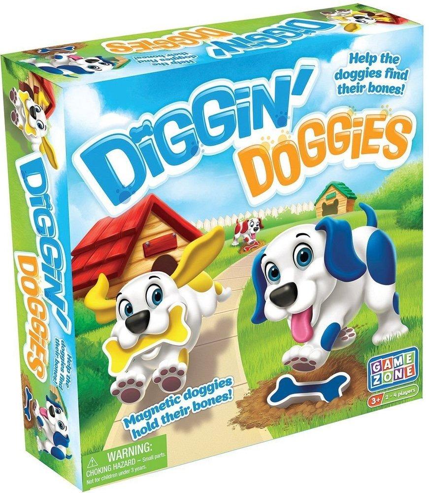 diggin u0027 doggies board game toy sense