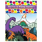 Discovering Mighty Dinosaurs - Do A Dot Art! Creative Activity Book
