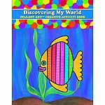 Discovering My World - Do A Dot Art! Creative Activity Book