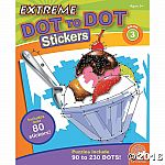 Extreme Dot to Dot Stickers: B