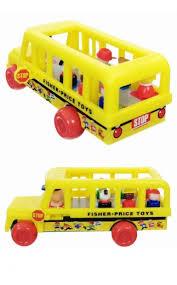 World\'s Smallest Fisher-Price School Bus - Toy Sense