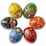 Easter Egg Wooden - Religious Designs