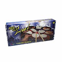 Rock & Roll It! Live! Drum Kit