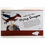 Make Your Own Flying Dragon