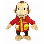 Learn To Dress Curious George