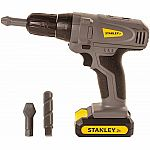 Stanley Jr. Battery Operated Power Drill