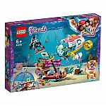 Lego Friends: Dolphins Rescue Misson