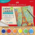 Paint By Number - The Eiffel Tower
