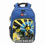 Elite Police Lego Backpack