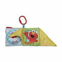 Sesame Street All About Shapes with Elmo Soft Book
